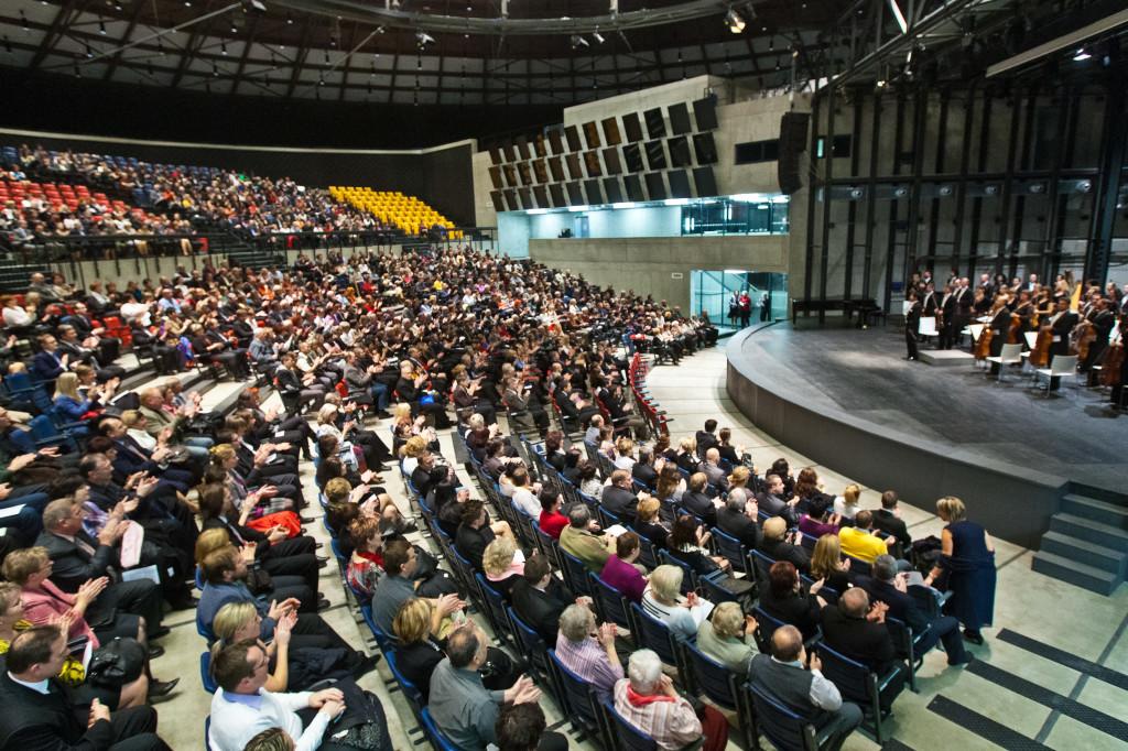 Ostrava - koncert navštívilo 1100 hostů